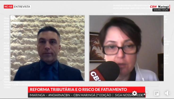 Reforma tributária entrevista CBN